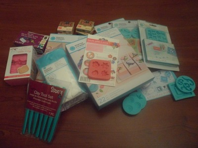 Polymer Clay Store Haul