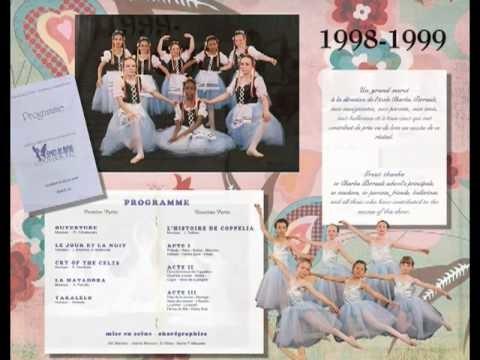CBJMM - 20e Anniversaire scrapbook