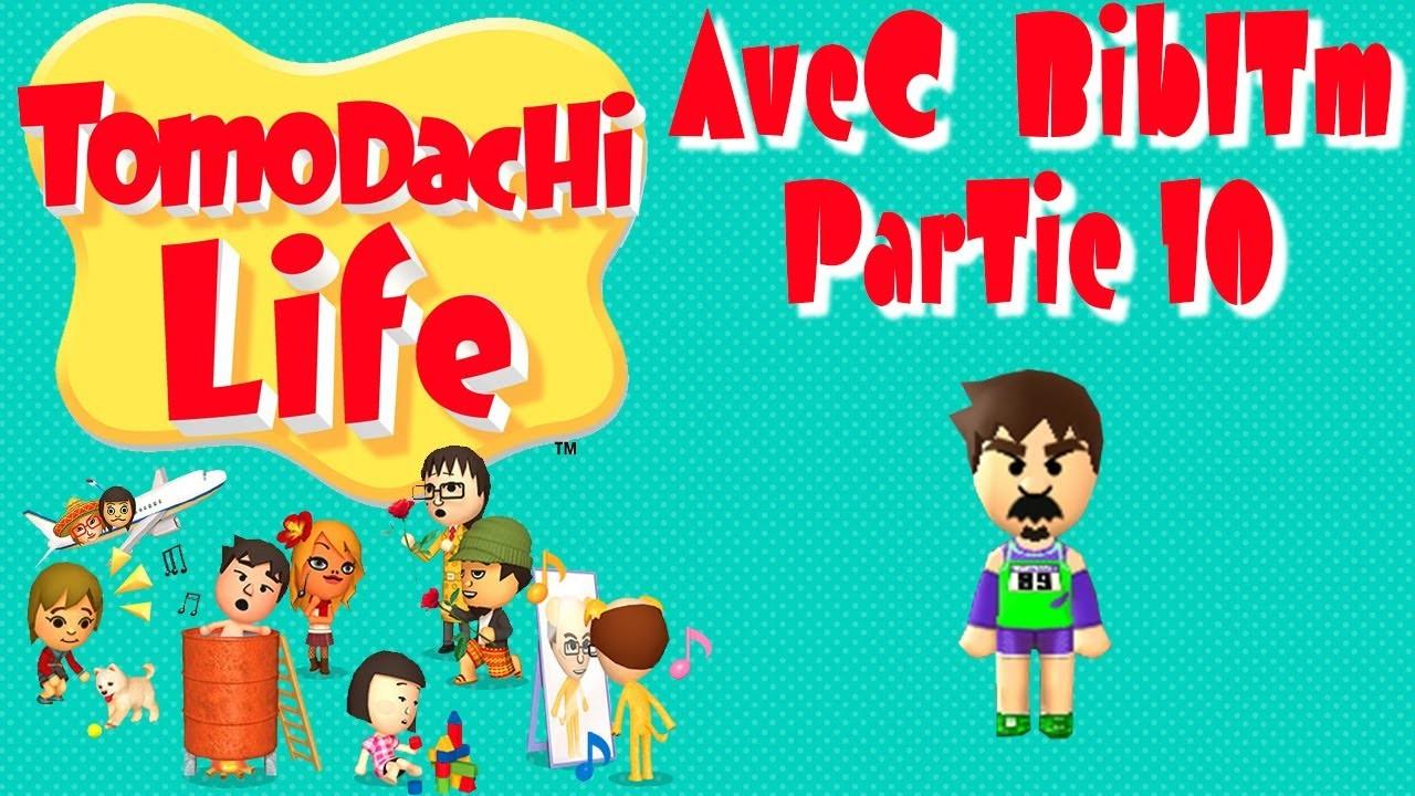 [Chez BibiTm] Tomodachi Life - Le Bain du Capitaine Crochet (Partie 10)