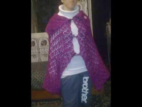 Crochet marocaine hrir et souf