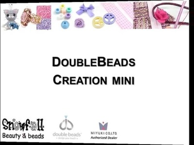 DIY = DoubleBeads Creation Mini: Kits de bijoux