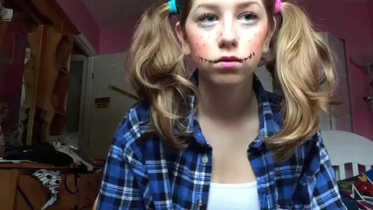 DIY Halloween Costume: Poupée Maléfique