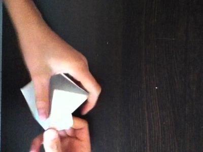 Faire une fleur de lotus en papier - Pliages et origami