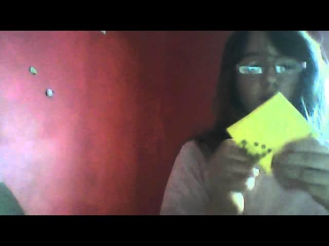Origami,comment faire un tee-shirt