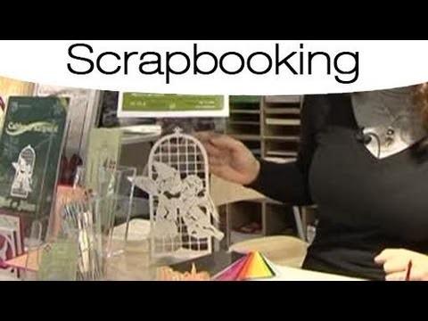 Réaliser un ouvrage original en scrapbooking