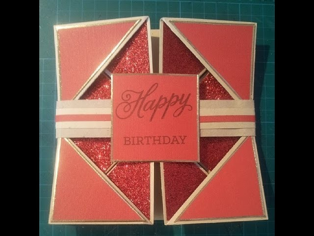 [carterie] n°10: la carte origami