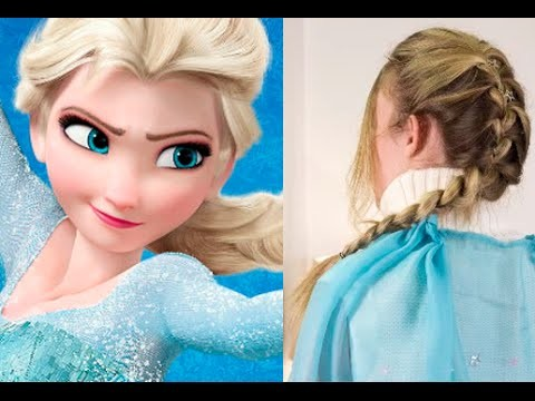 DIY costume Elsa. La Reine des neiges