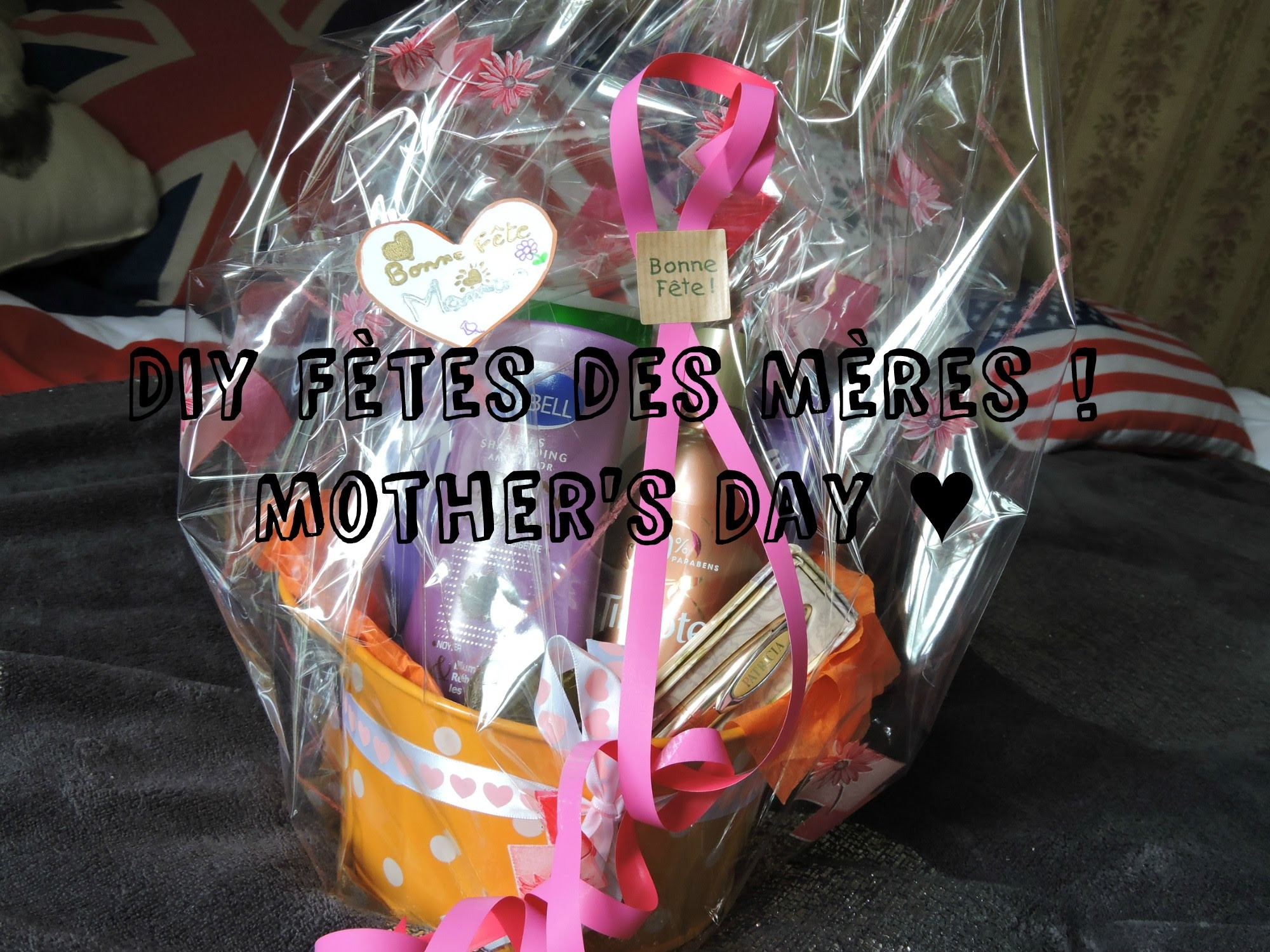diy n 1 cadeaux de f te des m res mothers day. Black Bedroom Furniture Sets. Home Design Ideas