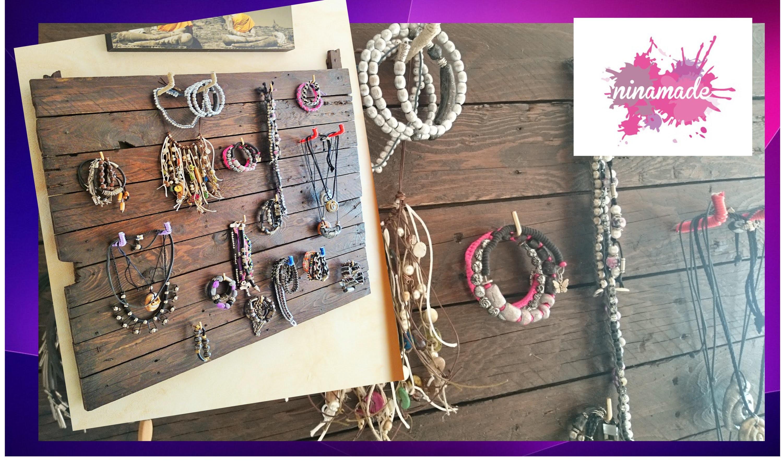 DIY. Organisateur à bijoux recyclé. Très facile!