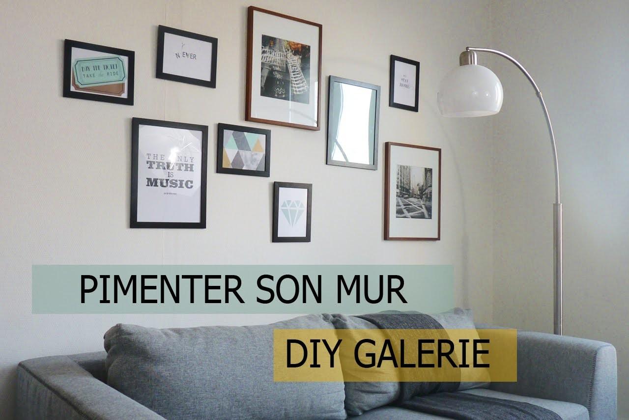 DIY | ╚╝╔╗Personnaliser ses murs avec des cadres photos╔╗╚╝