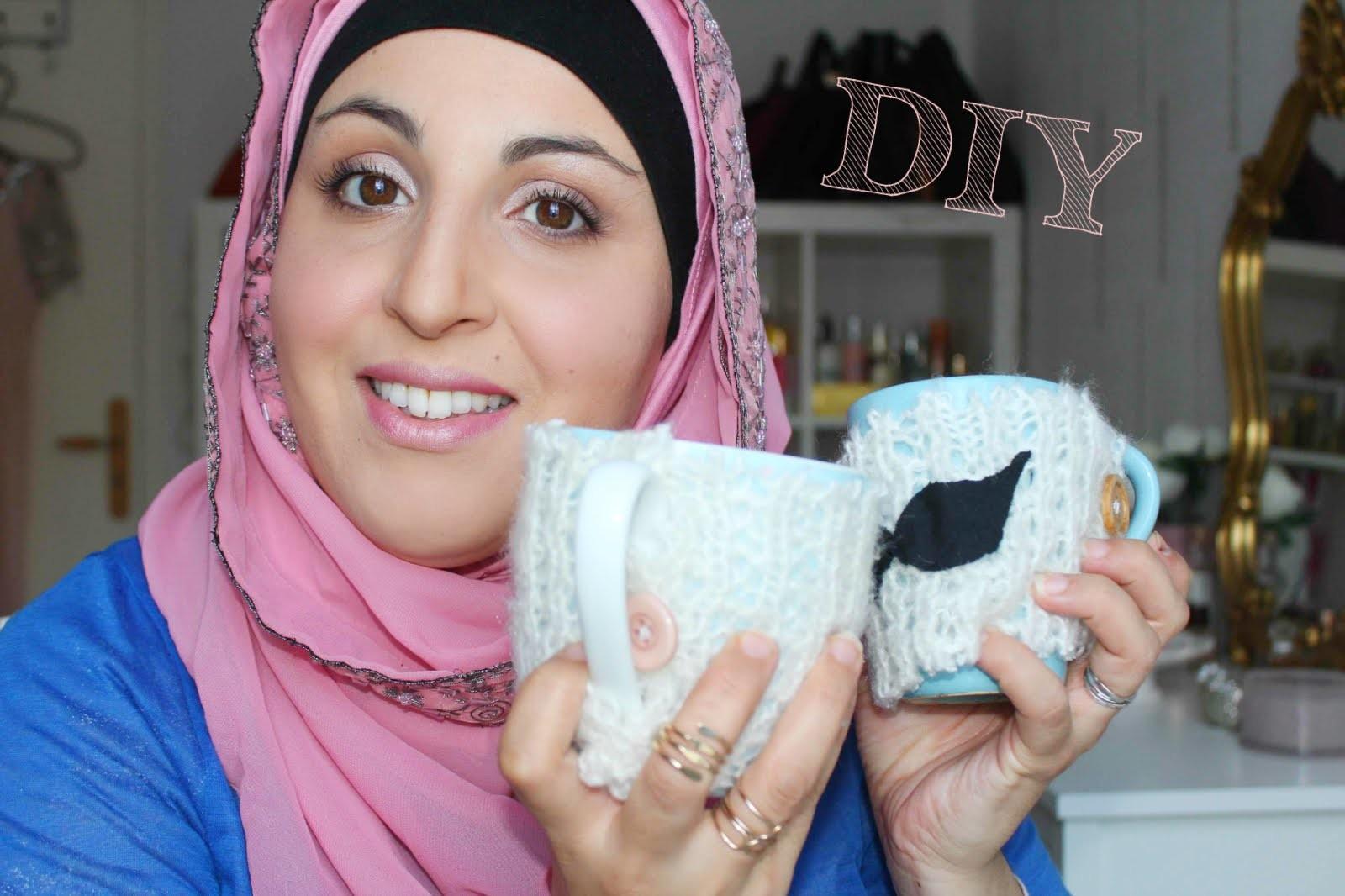DIY | R' habillez vos mugs pour l'hiver !