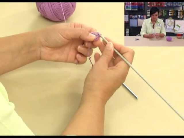 DMC - Crochet Tunisien