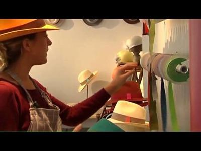 Fabriquer des Chapeaux à Paris
