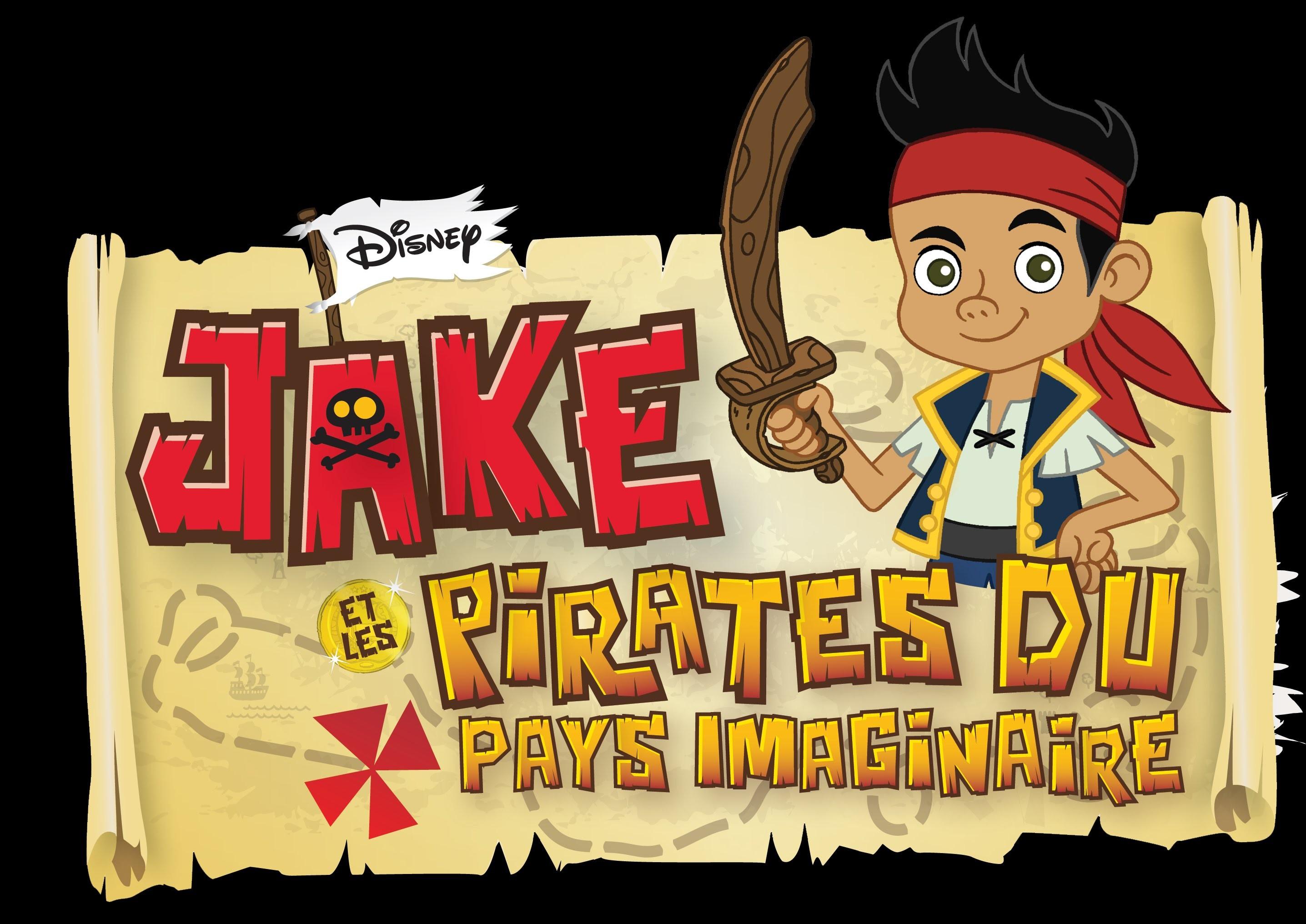 Jake et les pirates le lagon du capitaine crochet + bucky sous les mers