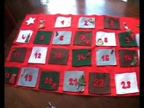 Noël : Comment faire un calendrier de l'avent ?
