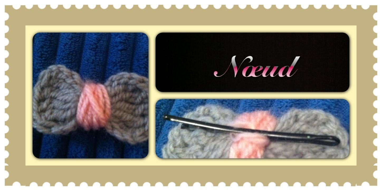 Noeud en crochet (crochet node)