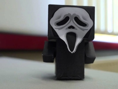 Papercraft Stop Motion
