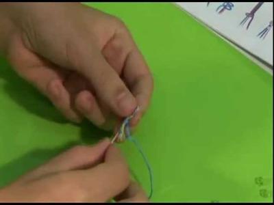 PLAYART FASHION_ Friendship Bracelets. Les Tresses D'amitié