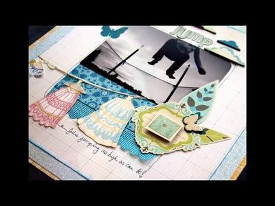 Scrapbooking - Atelier en Ligne SU octobre 2011