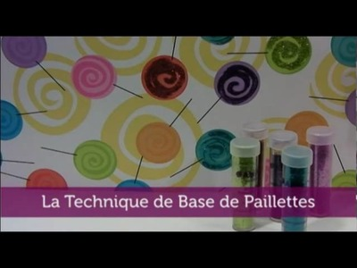 Abi's Craft™ Techniques - Paillettes