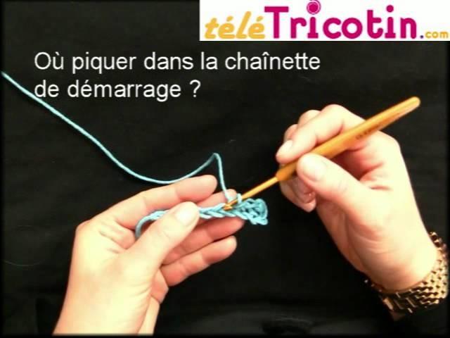 COURS COMPLET : Le Crochet - La maille serrée