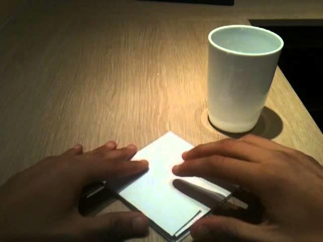 Faire un bateau en papier 3 en 1 - Origami multi fonction