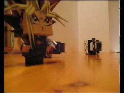Film papercraft - 2010
