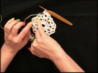 Fleur en crochet : Anémone, le cours intégral