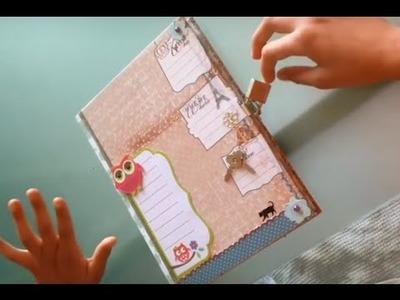Journal Intime DIY Présentation