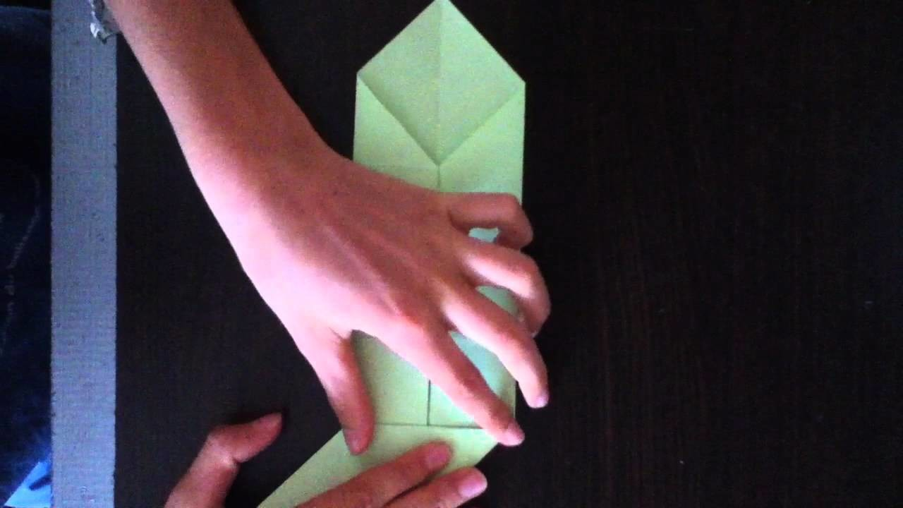 Tutoriel Origami - Construire un panier en papier - Réaliser un bel origami