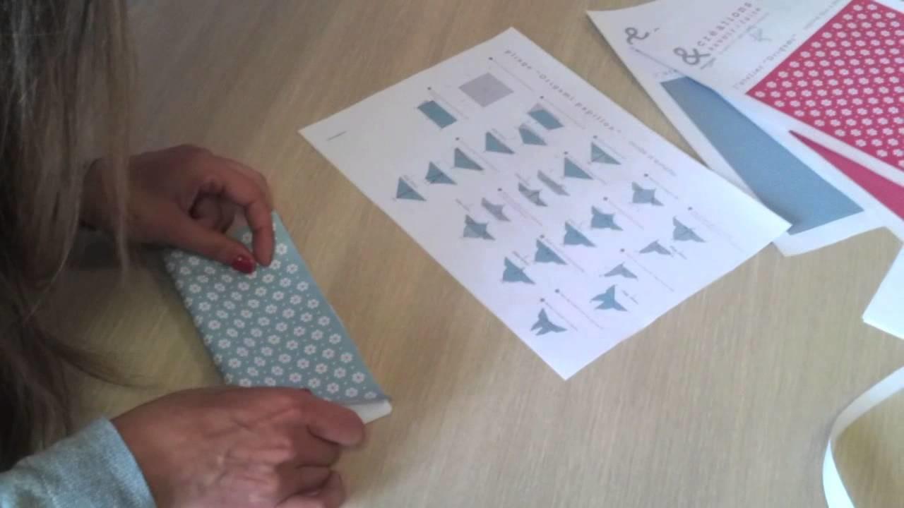 Participez à l'atelier Origami et gagnez vos invitations