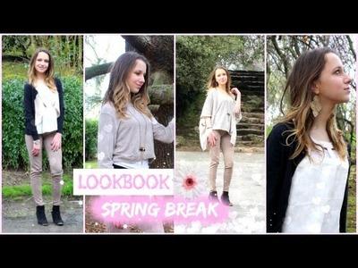 Lookbook l Spring break ♡