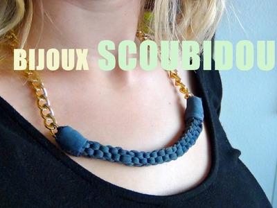 DIY : Bijoux Scoubidou