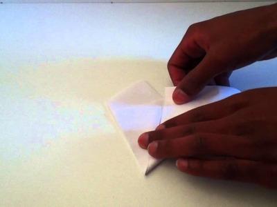 Faire des étoiles en origami - Pliage étoile
