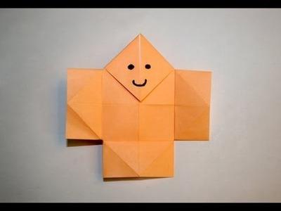 Origami - Yakko san [Senbazuru]