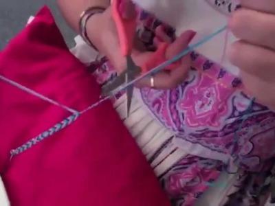 DIY - Le bracelet brésilien - ELLE DIY