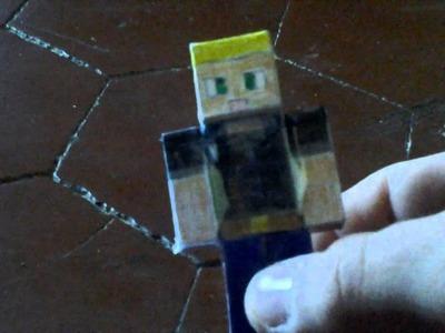 Papercraft leozangdar