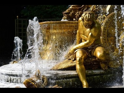 Versailles, la magie de l'eau