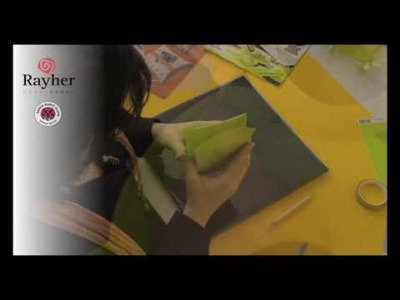 Scrapbooking - Vidéo de Rayher - KarenMarie- Art-Style - 83330 Le Beausset