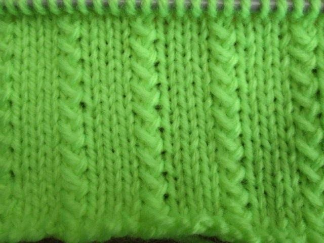 D i y tuto tricot apprendre a tricoter le point graminees - Point tricot fantaisie pour echarpe ...