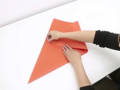 Un chapeau origami