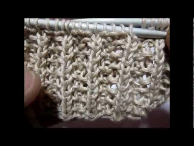 Tuto tricot apprendre a tricoter les fausses cotes anglaises - Apprendre a tricoter gratuitement ...