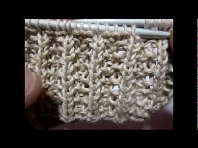 tuto tricot apprendre a tricoter les fausses cotes anglaises. Black Bedroom Furniture Sets. Home Design Ideas