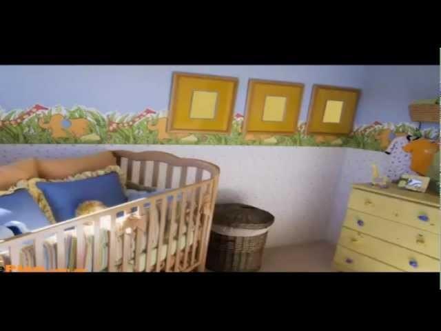 Décoration chambre bébé - decor chambre  déco pour les chambres d'enfants