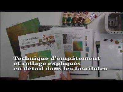 Techniques mixtes collection Décor tendance 2012 partie 1,Diffuzart