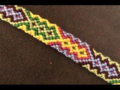 Bracelets Brésiliens Hipanema (avancé)