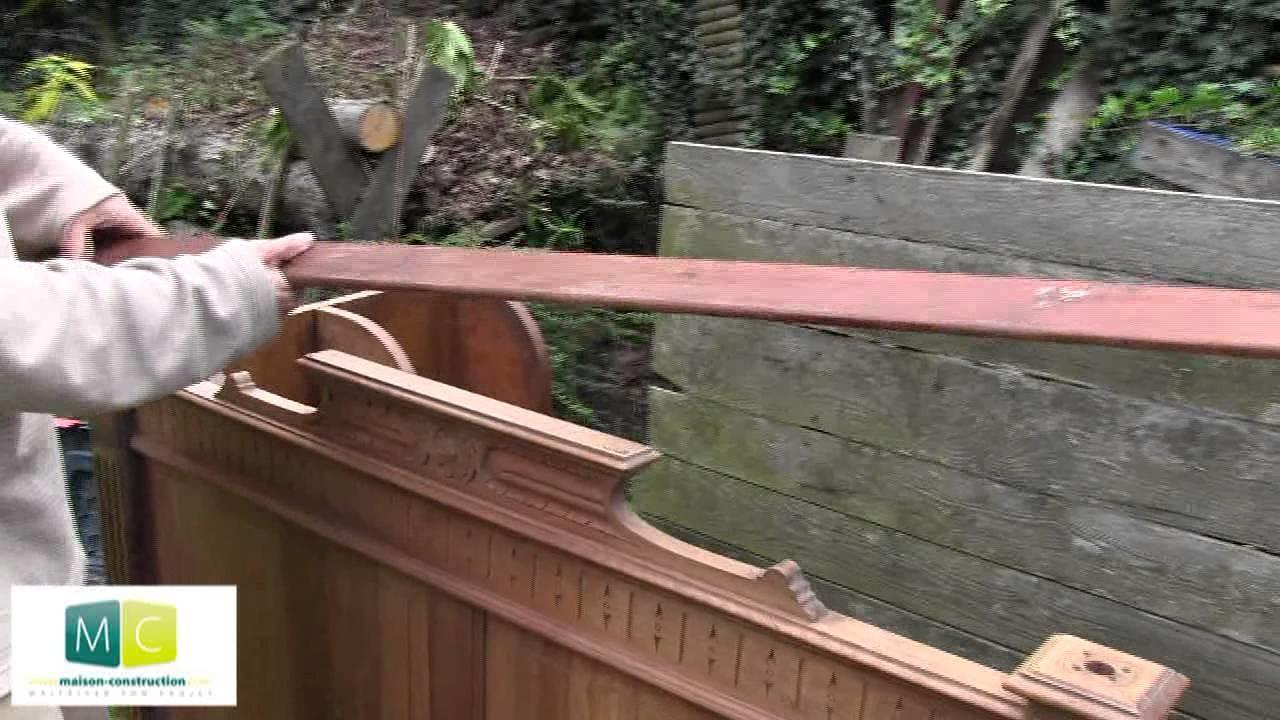 Faire un bar, table de bar en bois - construction of a wooden bar table