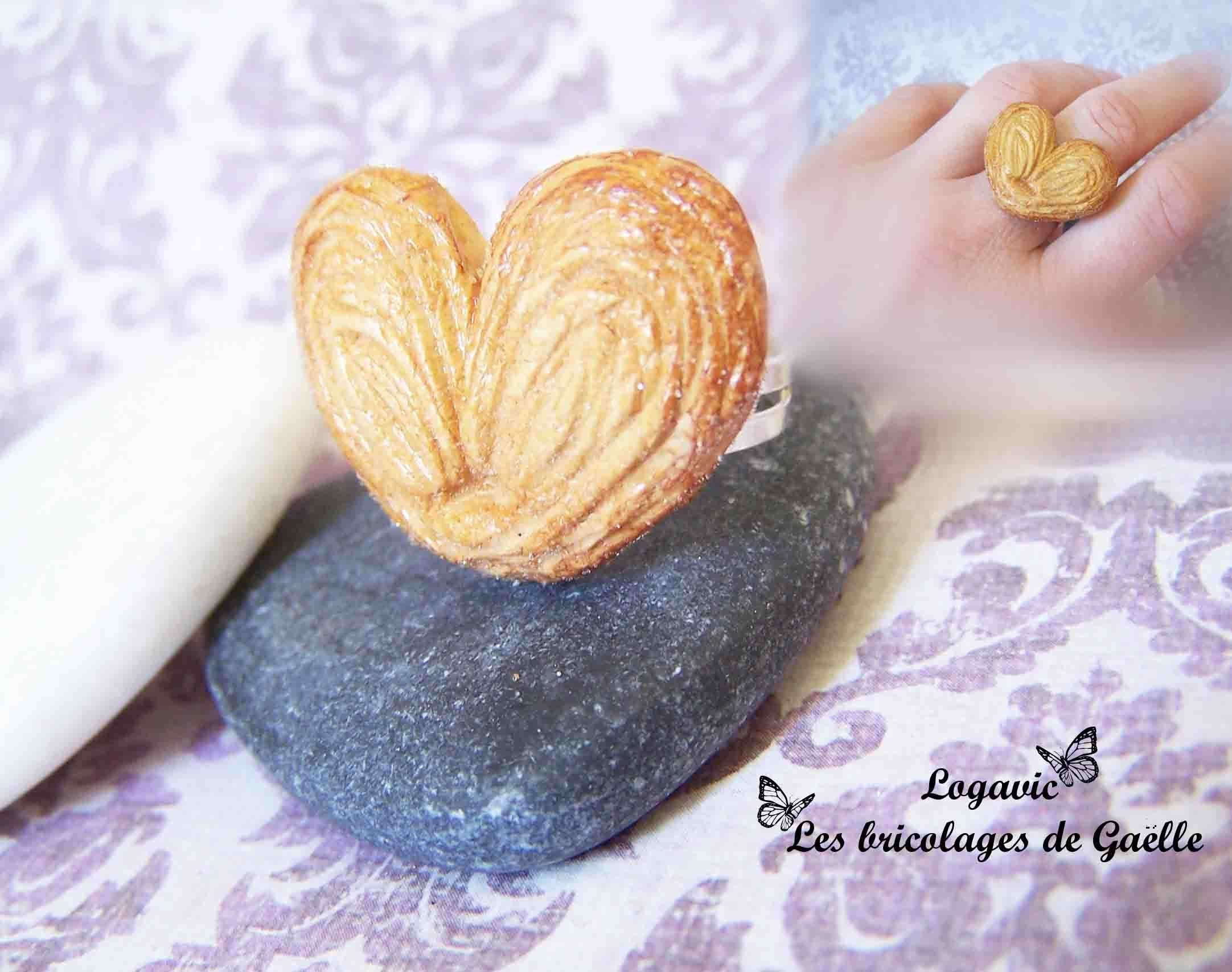 Tuto Fimo palmito sans moule - Polymer clay tutorial Palmito cookie