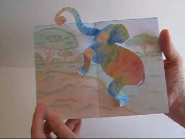 ARTournadre mini livre animaux d afrique.wmv