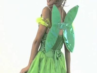 Costume de Fée Clochette pour femme